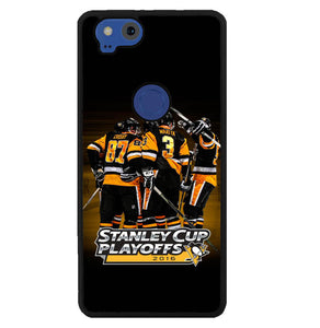 pittsburgh penguins W5373 Google Pixel 2 Case