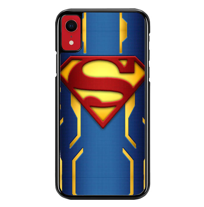 Superman Power W5377 iPhone XR Case