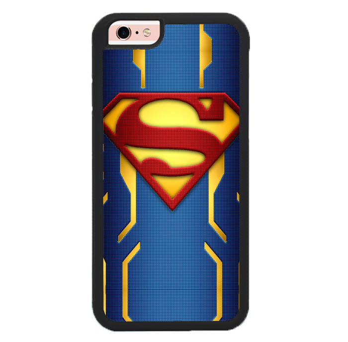 Superman Power W5377 iPhone 6, 6S Case