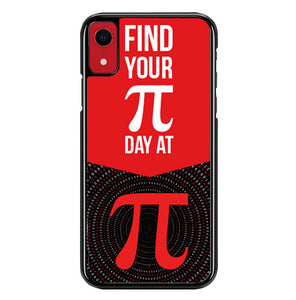 pi day of the century W5402 iPhone XR Case