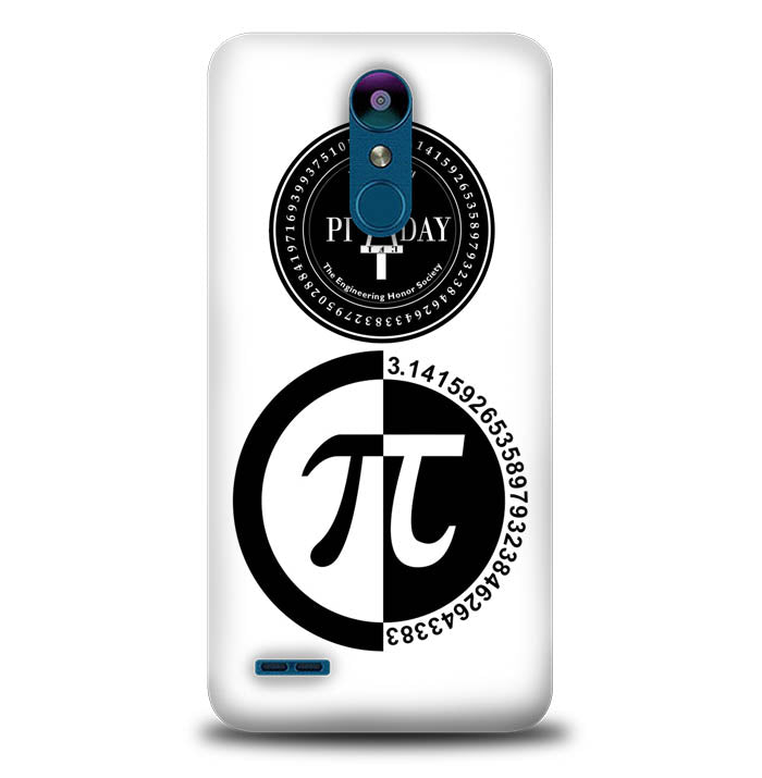 pi day W5409 LG K8 2018, K8 Plus 2018, Aristo 2, Aristo 2 Plus, Fortune 2, Risio 3, Zone 4, Rebel 4, Tribute Dynasty, Case