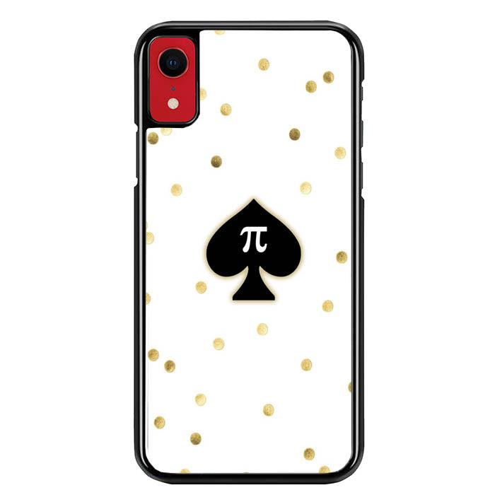 pi day of the century W5420 iPhone XR Case
