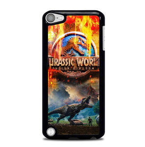 jurassic world fallen kingdom W5703 iPod Touch 5 Case