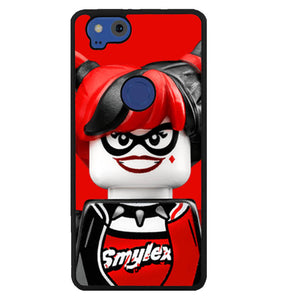 the lego harley quinn W5757 Google Pixel 2 Case