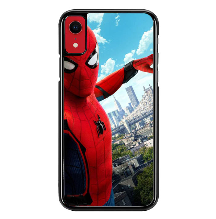 spiderman homecoming W5774 iPhone XR Case