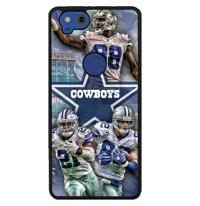 DALLAS COWBOY W8000 Google Pixel 2 Case