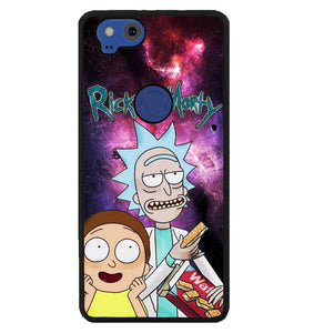 rick and morty W8512 Google Pixel 2 Case