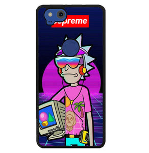 rick and morty W8543 Google Pixel 2 Case