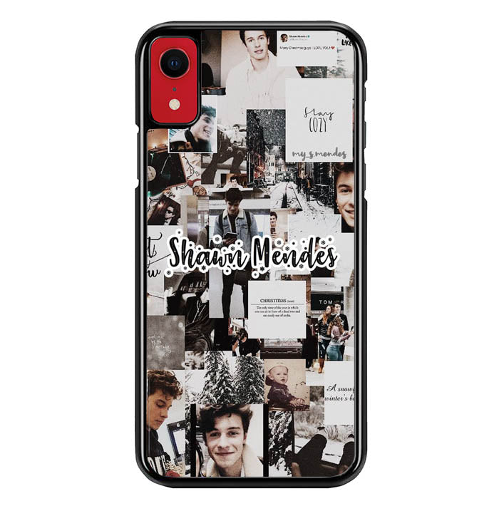 Shawn Mendes W8565 iPhone XR Case