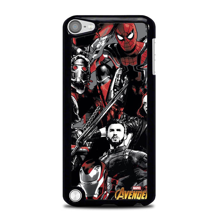Avangers infinity war W8571 iPod Touch 5 Case