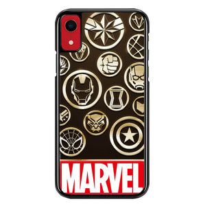 Untied Avenger W8577 iPhone XR Case