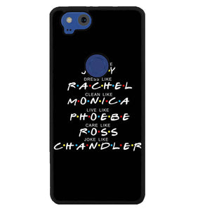 Friends TV W8582 Google Pixel 2 Case