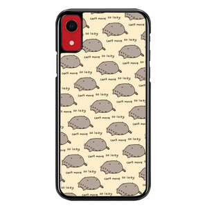 PUSHEEN W8593 iPhone XR Case