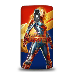 CAPTAIN MARVEL W8600 Lg Stylo 3 , Stylo 3 Plus, Stylus 3 , Stylus 3 Plus Case