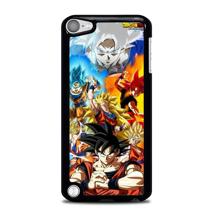 dragon ball W8626 iPod Touch 5 Case