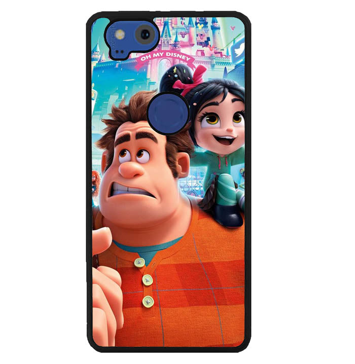 Ralph Breaks the Internet W8680 Google Pixel 2 Case