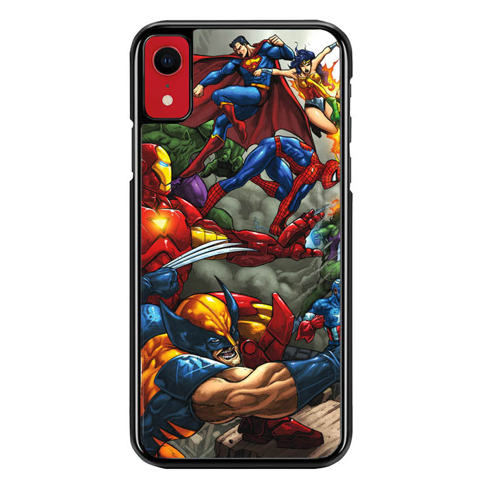 MARVEL W8686 iPhone XR Case
