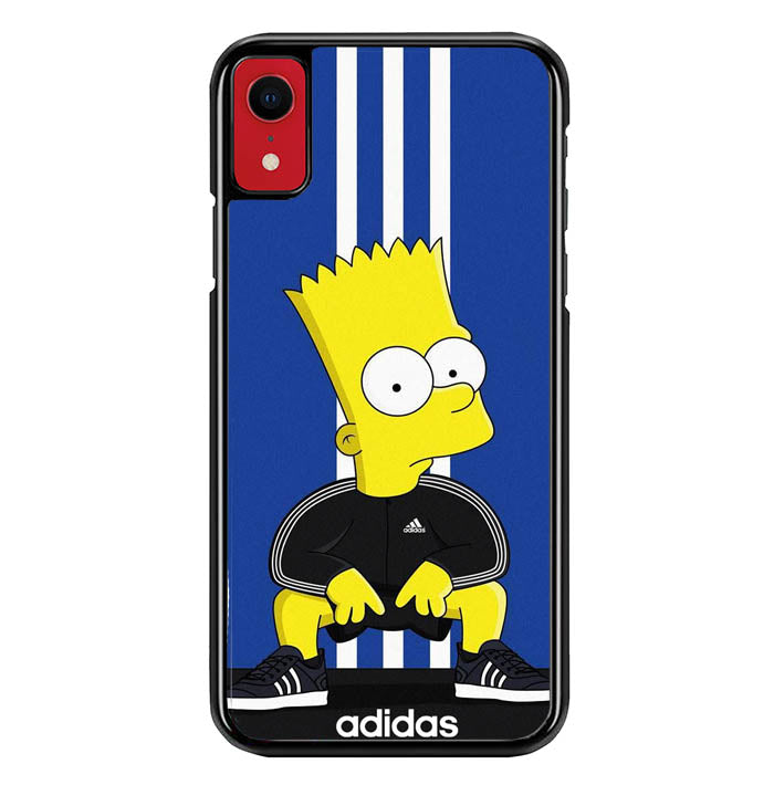 Simpsons  W8691 iPhone XR Case
