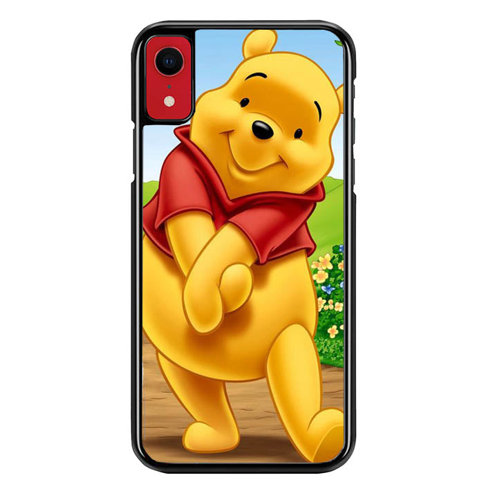 winnie the pooh W8707 iPhone XR Case