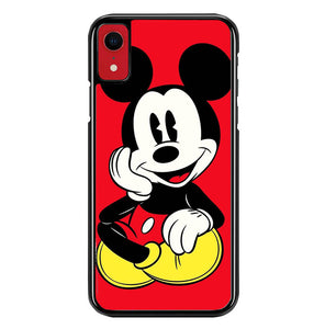 mickey mouse W8720 iPhone XR Case