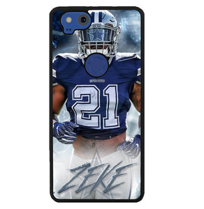 ezekiel elliott dallas cowboys W8728 Google Pixel 2 Case