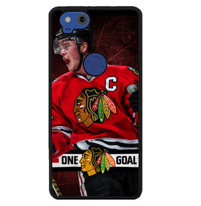 Chicago Blackhawks W8774 Google Pixel 2 Case