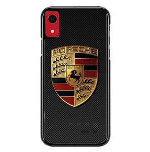 porsche W8814 iPhone XR Case