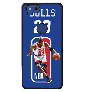 nba michael jordan W8822 Google Pixel 2 Case