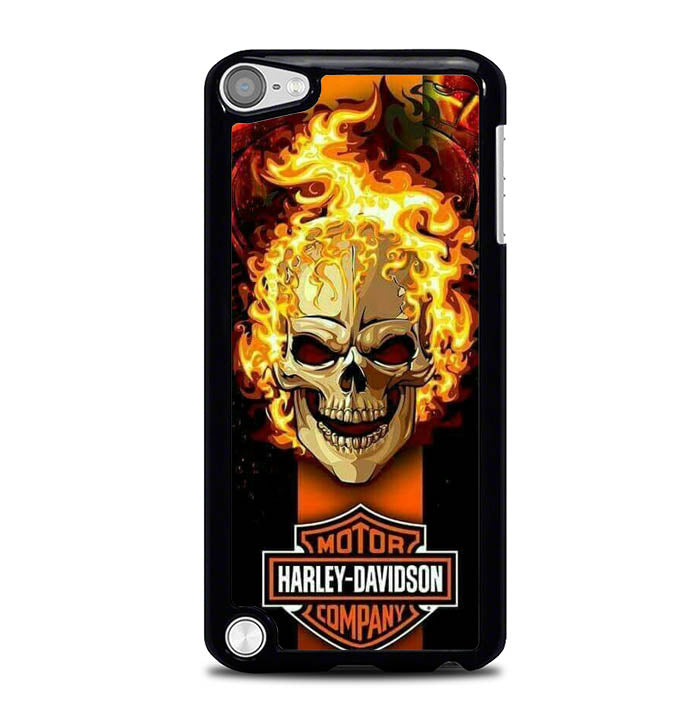 Harley Davidson Racing W8849 iPod Touch 5 Case