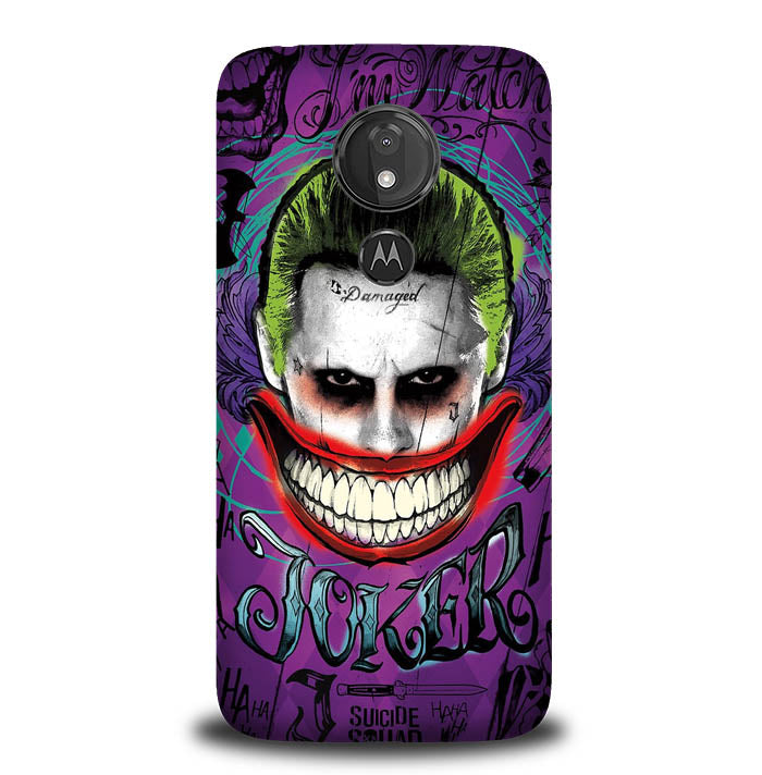 joker W8851 Motorola Moto G7 Power Case