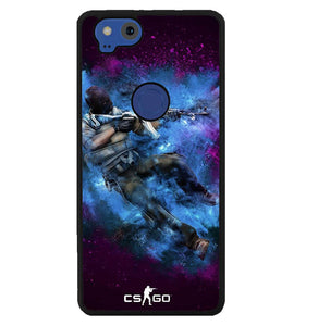 Counter Strike Global Offensive W8856 Google Pixel 2 Case