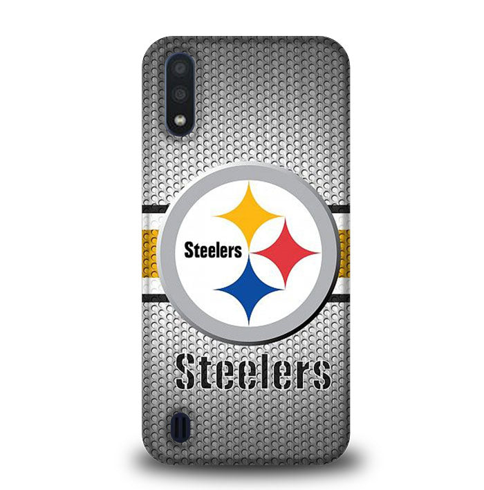 Pittsburgh Steelers W8865 Samsung Galaxy A01 Case