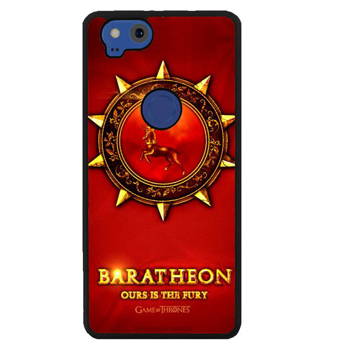 game of thrones baratheon W8879 Google Pixel 2 Case