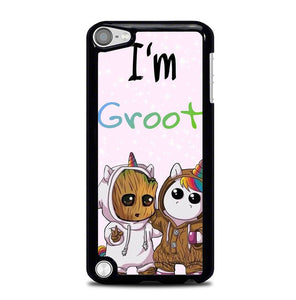 i'm groot W8885 iPod Touch 5 Case