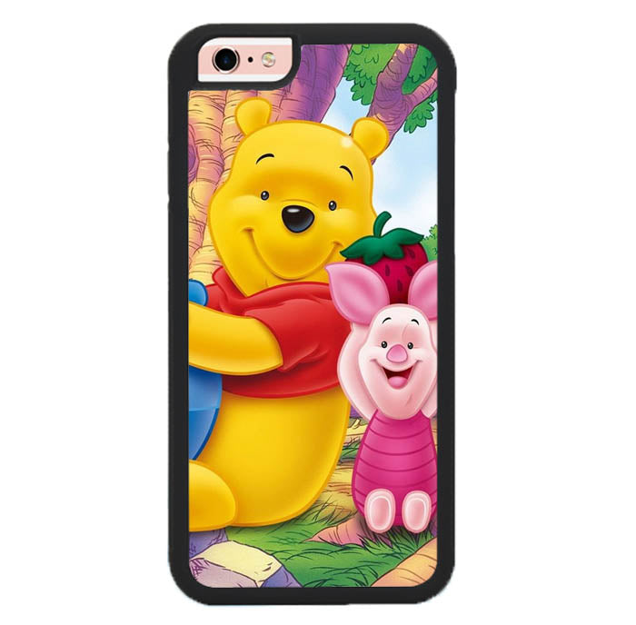 winnie the pooh W8893 iPhone 6, 6S Case