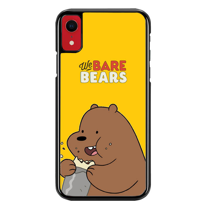 we bare bears W8896 iPhone XR Case