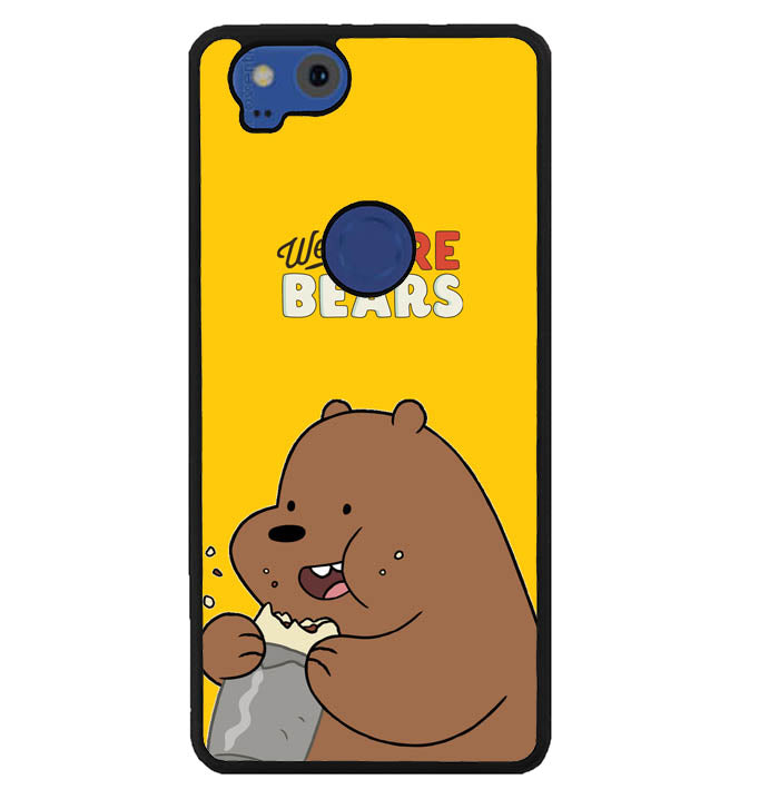 we bare bears W8896 Google Pixel 2 Case