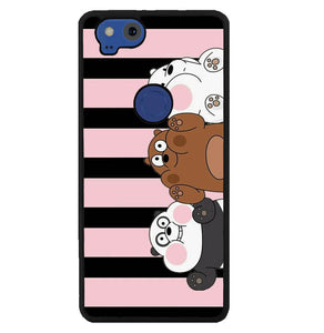 we bare bears W8897 Google Pixel 2 Case