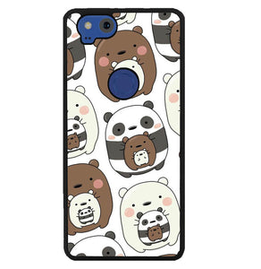we bare bears W8898 Google Pixel 2 Case