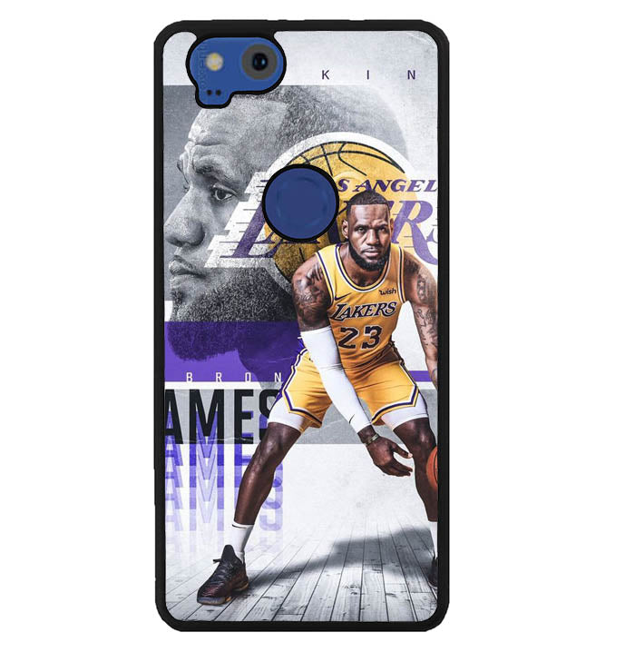 Lakers W8907 Google Pixel 2 Case