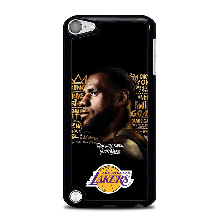 Lakers W8908 iPod Touch 5 Case