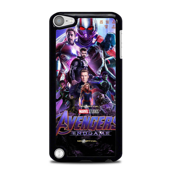 avengers endgame W8920 iPod Touch 5 Case