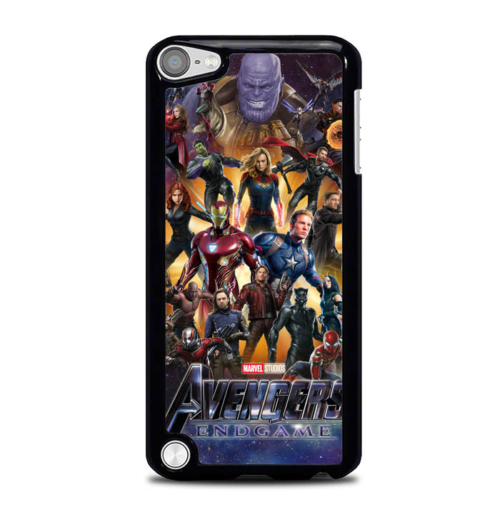 avengers endgame W8921 iPod Touch 5 Case
