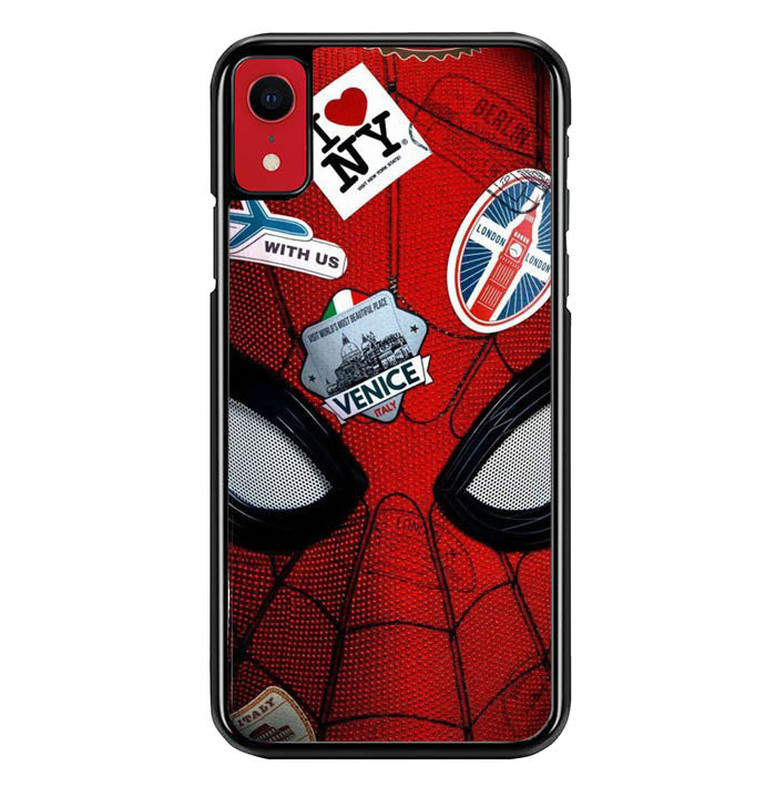 Spiderman Far From Home W8927 iPhone XR Case