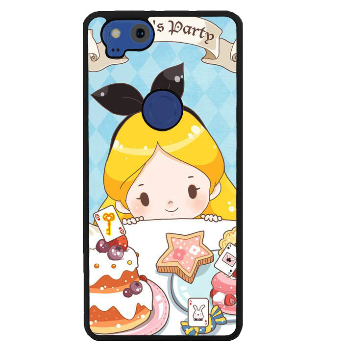 alice in wonderland W8932 Google Pixel 2 Case