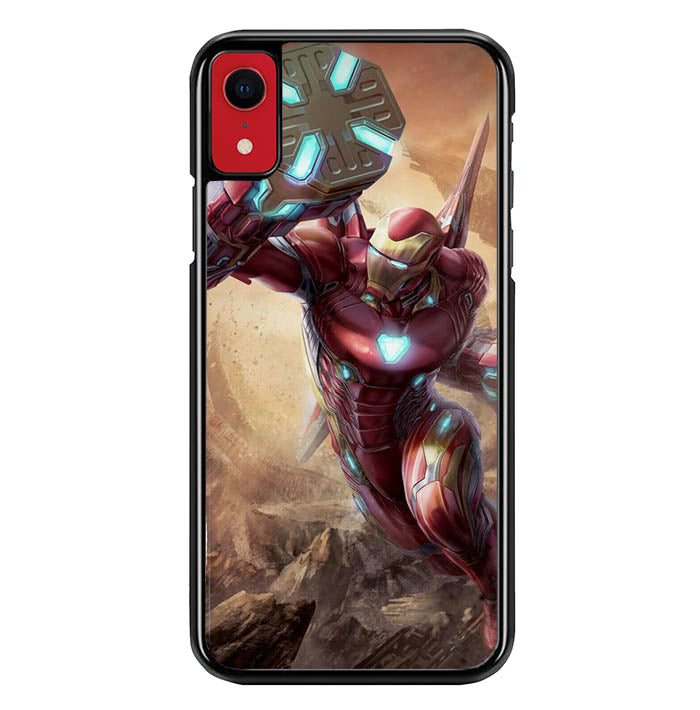 marvel iron man W9004 iPhone XR Case