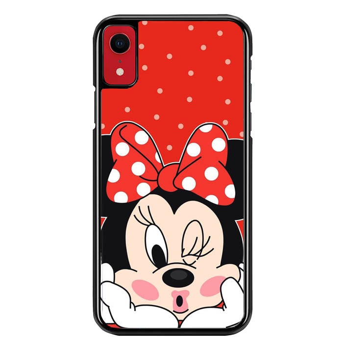 Minnie mouse WY0008 iPhone XR Case