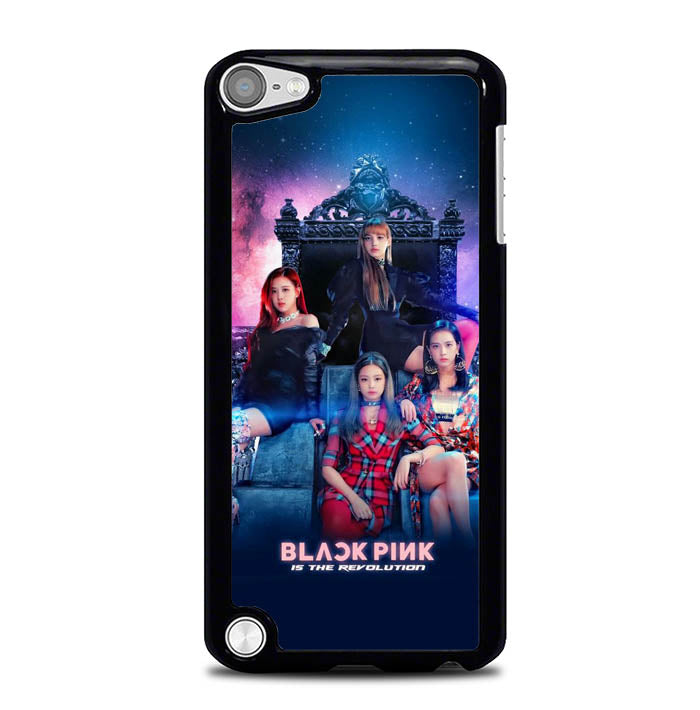 black pink WY0011 iPod Touch 5 Case