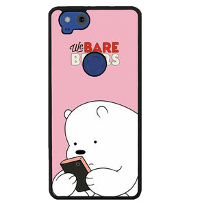 we bare bears WY0016 Google Pixel 2 Case