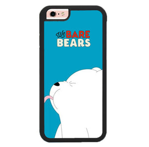 we bare bears WY0017 iPhone 6, 6S Case